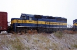 ICE 6439 was the trailing unit on a westbound found west of town 
